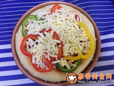 牛肉披萨的做法图解15