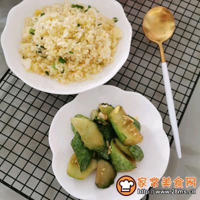 黄金蛋炒饭的做法图解9