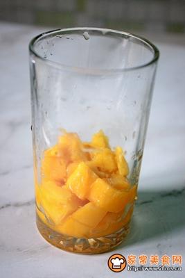 夏日芒果杯的做法图解4
