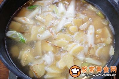 家庭版土豆大葱汤的做法图解5