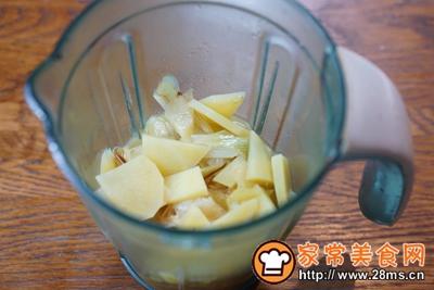 家庭版土豆大葱汤的做法图解6