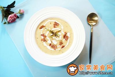 家庭版土豆大葱汤的做法图解9