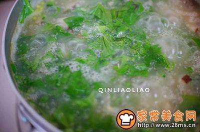 海米蔬菜粥的做法图解8