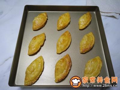蛋挞皮菠萝派的做法图解14