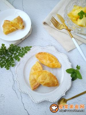 蛋挞皮菠萝派的做法图解15