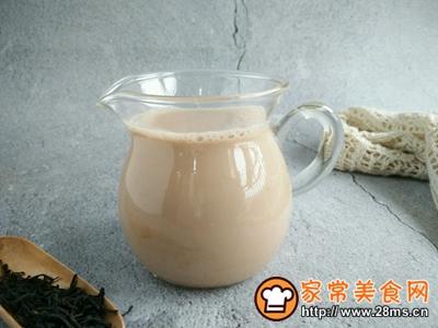 仙草冻奶茶的做法图解11
