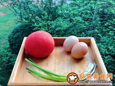 番茄炒鸡蛋升级版的做法图解1