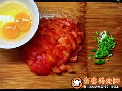 番茄炒鸡蛋升级版的做法图解3