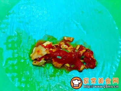 番茄炒鸡蛋升级版的做法图解10