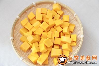 南瓜红豆饭的做法图解2