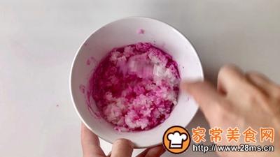 花朵寿司的做法图解2