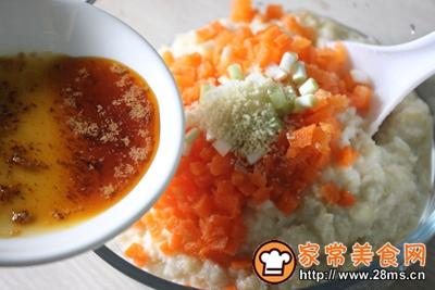 快手蒸菜玉米芙蓉虾的做法图解12