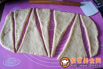 奶酪牛角包的做法图解5