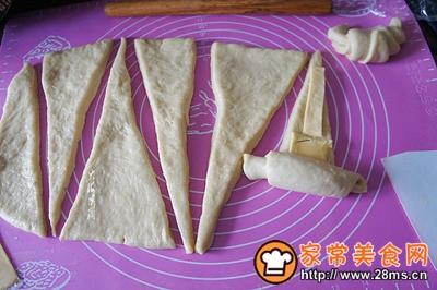 奶酪牛角包的做法图解7