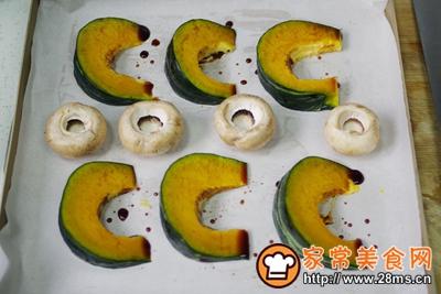 黑椒红糖烤南瓜的做法图解5