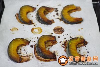 黑椒红糖烤南瓜的做法图解9