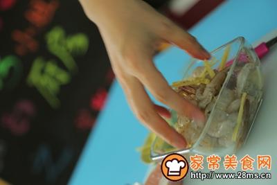 芦笋虾沙拉的做法图解3