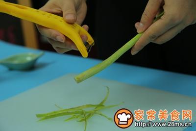 芦笋虾沙拉的做法图解5