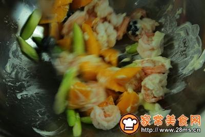 芦笋虾沙拉的做法图解12