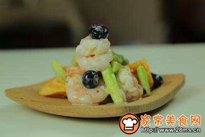 芦笋虾沙拉的做法图解13