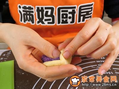 紫薯馅饼软糯香甜的做法图解10