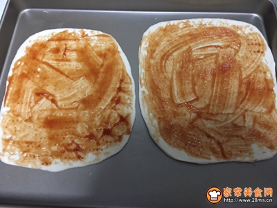 土豆泥披萨的做法图解13