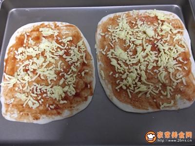 土豆泥披萨的做法图解14
