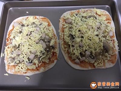 土豆泥披萨的做法图解16