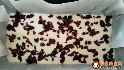蔓越莓年糕的做法图解4