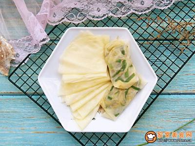 饺子皮春卷的做法图解6