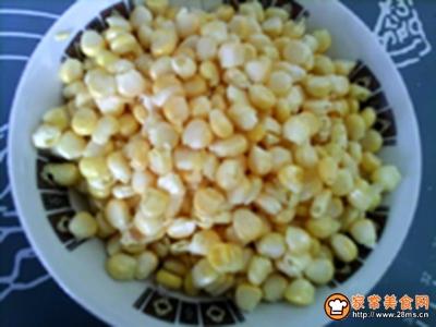 嫩玉米鲜豆浆的做法图解2