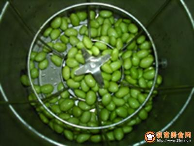 嫩玉米鲜豆浆的做法图解5