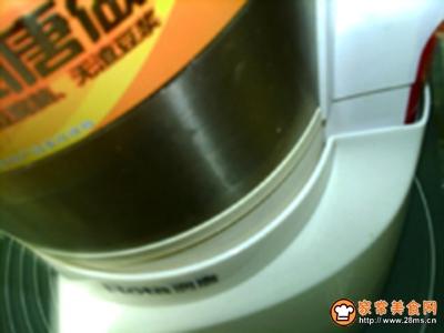 嫩玉米鲜豆浆的做法图解9