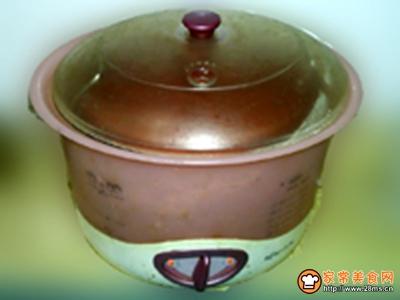 红豆粥的做法图解8