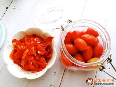 冰镇话梅渍小番茄的做法图解4