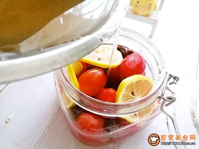 冰镇话梅渍小番茄的做法图解8