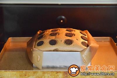 奥利奥古早蛋糕的做法图解20