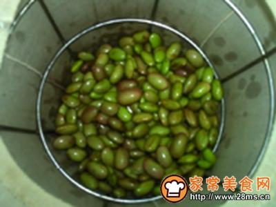 鲜黑豆豆浆的做法图解5