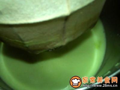 鲜黑豆豆浆的做法图解12
