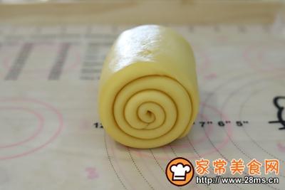 日式手撕杏子酱吐司的做法图解10