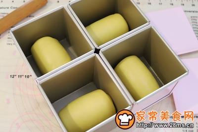 日式手撕杏子酱吐司的做法图解11