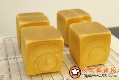 日式手撕杏子酱吐司的做法图解15