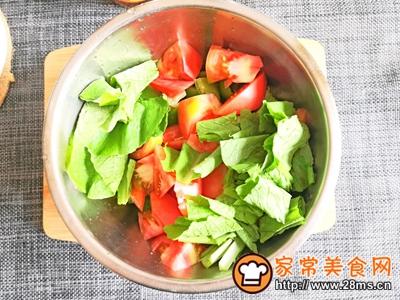 万能油醋汁低脂沙拉的做法图解3