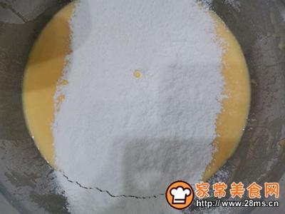 酸奶心型蛋糕的做法图解3