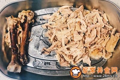 减脂|网红酸辣柠檬手撕鸡的做法图解5