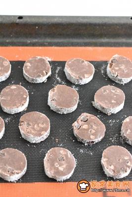 双重巧克力曲奇的做法图解11