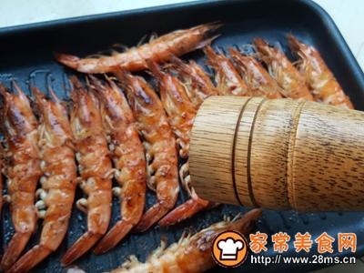 香烤大虾的做法图解4