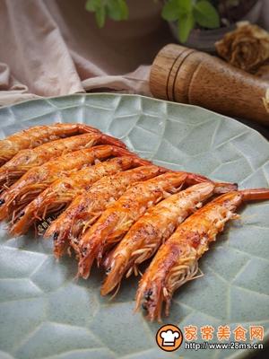 香烤大虾的做法图解6