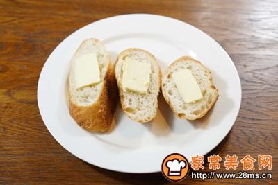 鹰嘴豆彩椒面包塔配豆浆的做法图解7