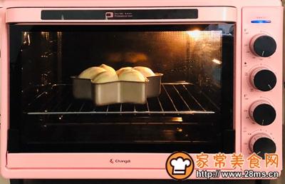 六角星白面包的做法图解12